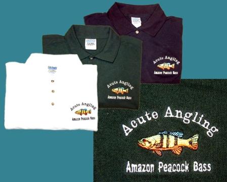 Acute Angling Polo Shirt